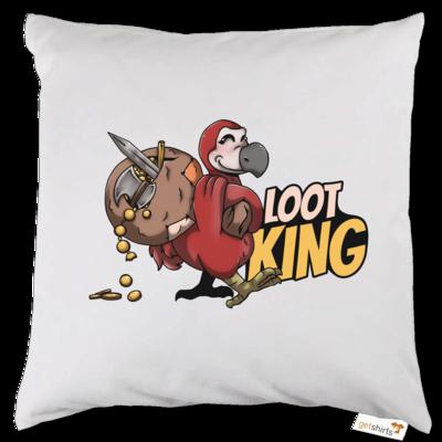 Motiv: Kissen - Loot-King