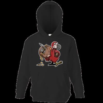 Motiv: Kids Hooded Sweat - Loot-Dodo