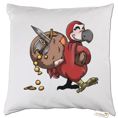 Motiv: Kissen - Loot-Dodo