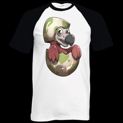 Motiv: TShirt Baseball - Dodo-Küken
