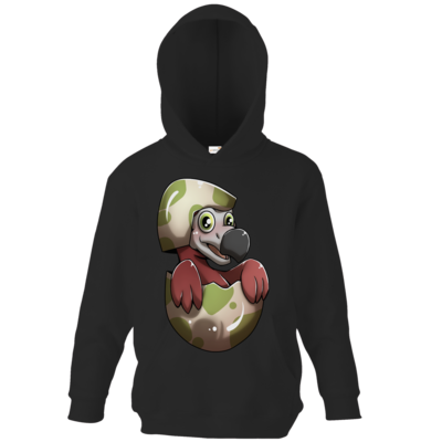 Motiv: Kids Hooded Sweat - Dodo-Küken