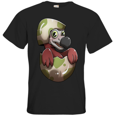 Motiv: T-Shirt Premium FAIR WEAR - Dodo-Küken