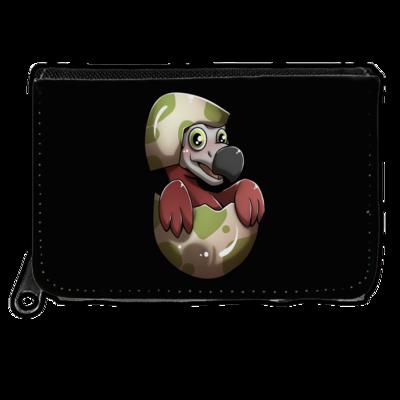 Motiv: Geldboerse - Dodo-Küken