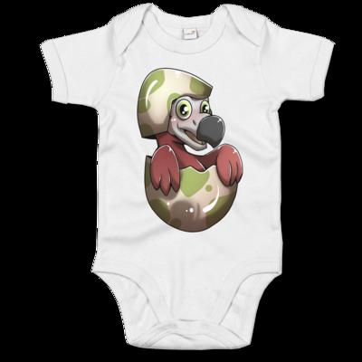 Motiv: Baby Body Organic - Dodo-Küken
