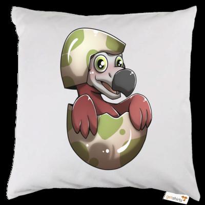 Motiv: Kissen - Dodo-Küken