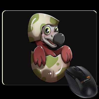 Motiv: Mousepad Textil - Dodo-Küken