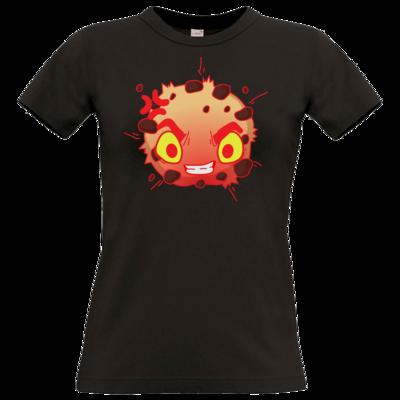 Motiv: T-Shirt Damen Premium FAIR WEAR - Rage Cookie