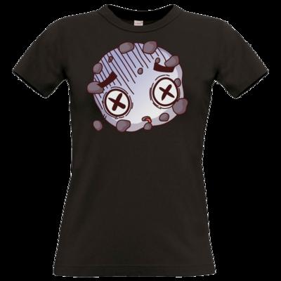 Motiv: T-Shirt Damen Premium FAIR WEAR - Dead Cookie