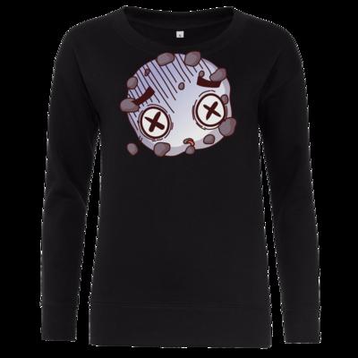Motiv: Girlie Crew Sweatshirt - Dead Cookie
