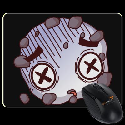 Motiv: Mousepad Textil - Dead Cookie