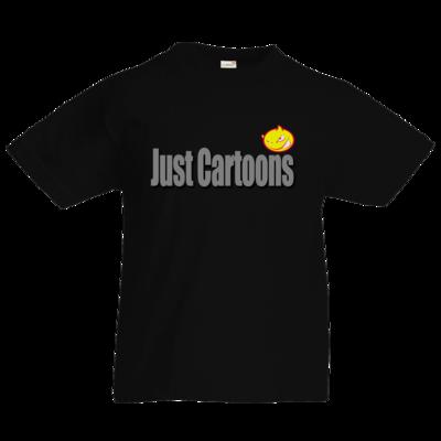 Motiv: Kids T-Shirt Premium FAIR WEAR - Just Cartoons Sign