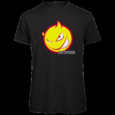 Motiv: Organic T-Shirt - Soccerdevil
