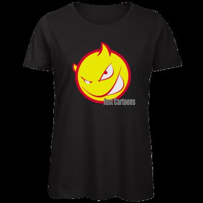 Motiv: Organic Lady T-Shirt - Soccerdevil