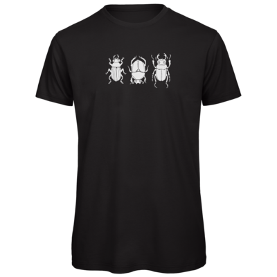 Motiv: Organic T-Shirt - beetle dance