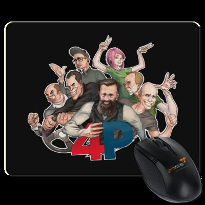 Motiv: Mousepad Textil - 4P | Magazin | Team