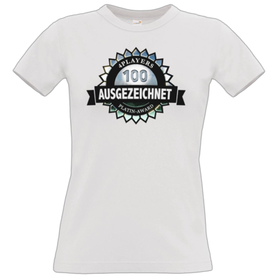 Motiv: T-Shirt Damen Premium FAIR WEAR - 4P | Magazin | Award
