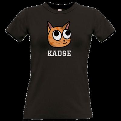 Motiv: T-Shirt Damen Premium FAIR WEAR - DerpKadse