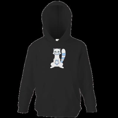 Motiv: Kids Hooded Sweat - Pachs blue