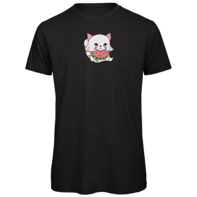 Motiv: Organic T-Shirt - Chibipachs watermelon