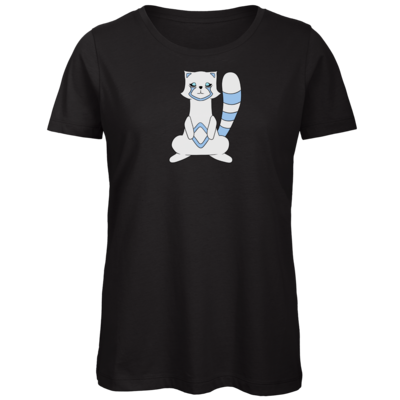 Motiv: Organic Lady T-Shirt - Pachs blue