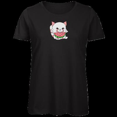Motiv: Organic Lady T-Shirt - Chibipachs watermelon