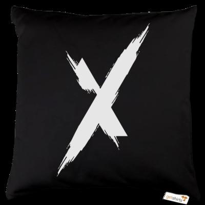 Motiv: Kissen Baumwolle - Main Logo