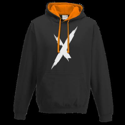 Motiv: Two-Tone Hoodie - Main Logo
