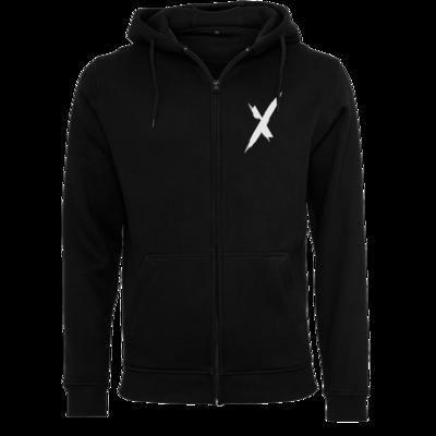 Motiv: Heavy Zip-Hoodie - Main Logo