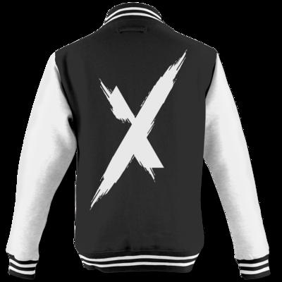 Motiv: College Jacke - Main Logo