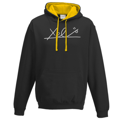 Motiv: Two-Tone Hoodie - Signature Merch