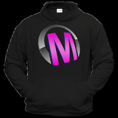 Motiv: Hoodie Classic - Macho - Logo - Rosa