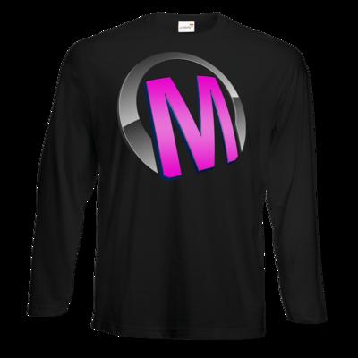 Motiv: Exact 190 Longsleeve FAIR WEAR - Macho - Logo - Rosa