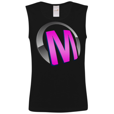 Motiv: Athletic Vest FAIR WEAR - Macho - Logo - Rosa