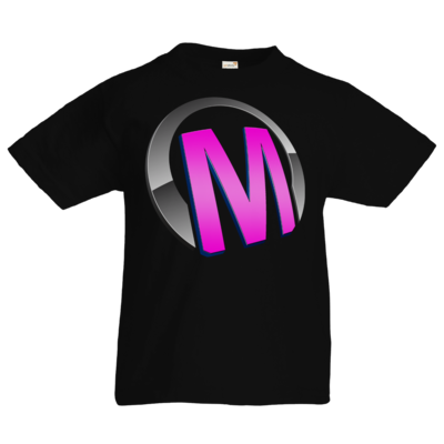 Motiv: Kids T-Shirt Premium FAIR WEAR - Macho - Logo - Rosa