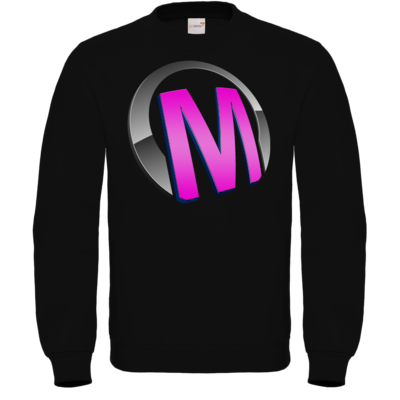 Motiv: Sweatshirt FAIR WEAR - Macho - Logo - Rosa