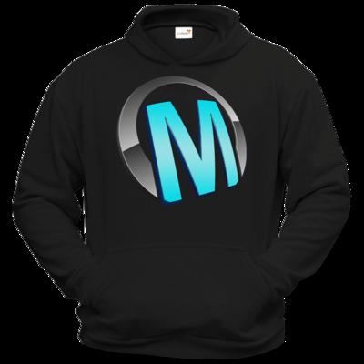 Motiv: Hoodie Classic - Macho - Logo - Türkis