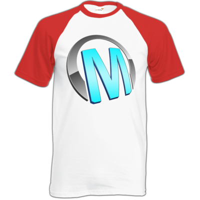 Motiv: Baseball-T FAIR WEAR - Macho - Logo - Türkis