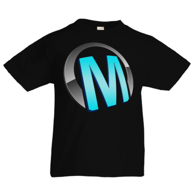 Motiv: Kids T-Shirt Premium FAIR WEAR - Macho - Logo - Türkis
