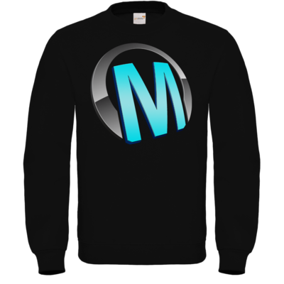 Motiv: Sweatshirt FAIR WEAR - Macho - Logo - Türkis