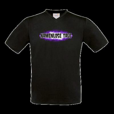 Motiv: T-Shirt V-Neck FAIR WEAR - NT Nebel
