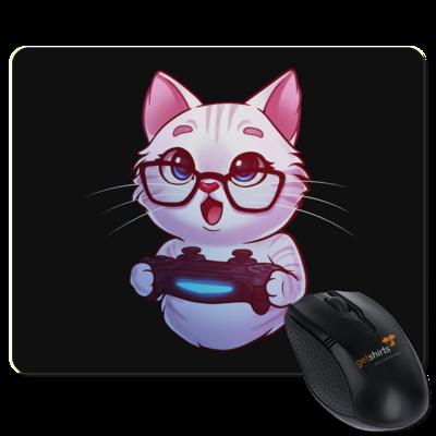 Motiv: Mousepad Textil - Nashi - Logo