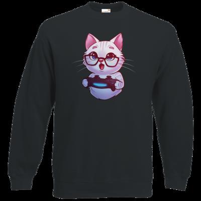 Motiv: Sweatshirt Classic - Nashi - Logo