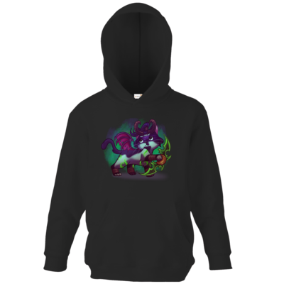Motiv: Kids Hooded Sweat - Pan Tau - Illidan (wow)