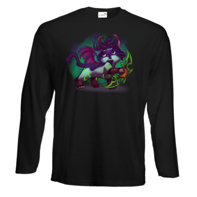 Motiv: Exact 190 Longsleeve FAIR WEAR - Pan Tau - Illidan (wow)