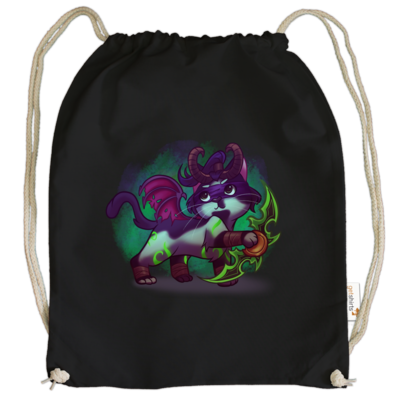 Motiv: Cotton Gymsac - Pan Tau - Illidan (wow)