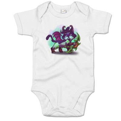 Motiv: Baby Body Organic - Pan Tau - Illidan (wow)