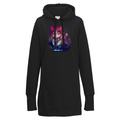 Motiv: Lady Longline Hoodie - Kitty - Sylvanas (wow)