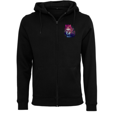 Motiv: Heavy Zip-Hoodie - Kitty - Sylvanas (wow)