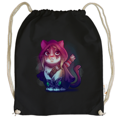 Motiv: Cotton Gymsac - Kitty - Sylvanas (wow)