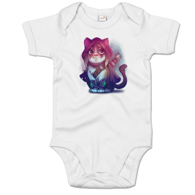 Motiv: Baby Body Organic - Kitty - Sylvanas (wow)